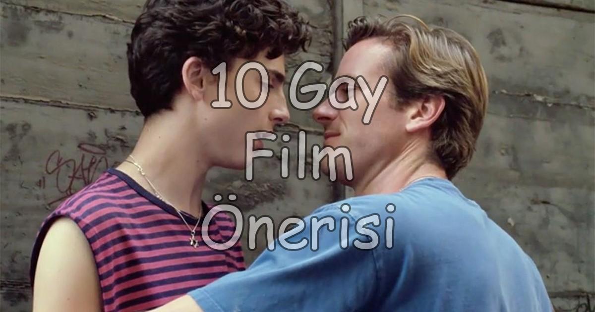İzlemeniz Gereken 10 Gay Film Tavsiyesi